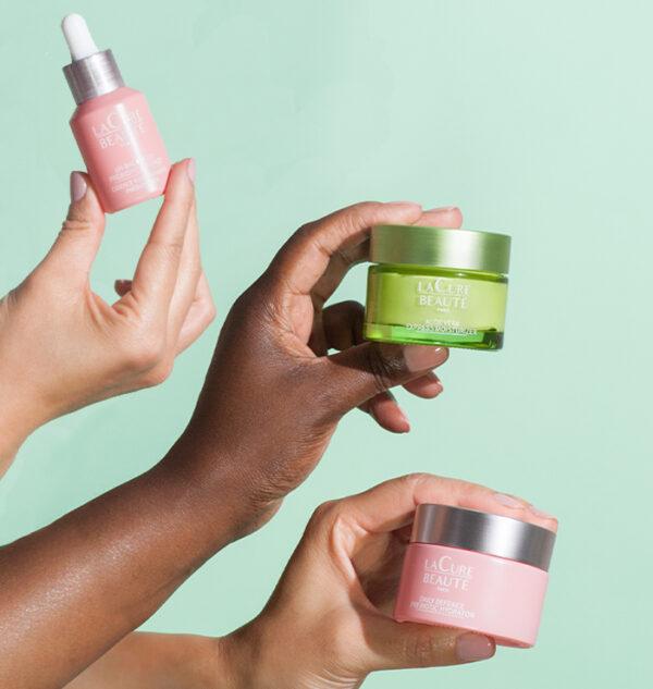 Routine pour peau sèche déshydratée et tiraillement - Eau Thermale - La Cure Beauté
